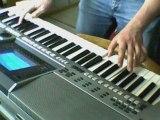 C'est moi quand j'utilise la fonction midi de mon clavier Yamaha avec le célèbre logiciel séquenceur Ableton live