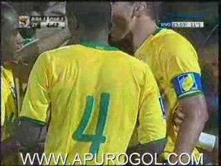 Brasil 2-1 Paraguay