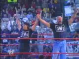 WWE Raw Shawn Micheals Returns To Join The NWO