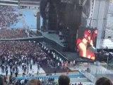 AC/DC à Marseille : Intro + début de Rock'n roll Train