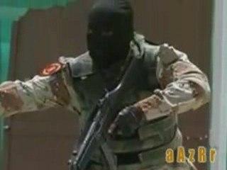 The elite SSG commando force of Pakistan_