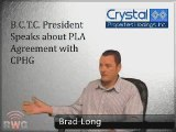Crystal Signs Agreement and Partners up with Union Trades De