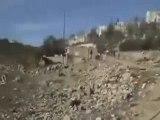 colons israéliens attaquent des palestiniens à Hébron