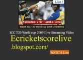 ICC t20 world cup Pakistan Sri Lanka Live Streaming Video Hi