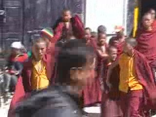 Nepal Mustang- Part 2 Tiji Festival