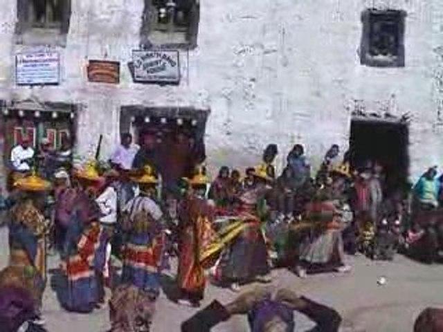 Nepal Mustang - Part 3 - Tiji Festival