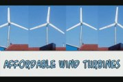 Affordable Wind Turbines-Extremely Affordable Wind Turbines