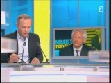 Villepin 24 avril 2009 France3 (1 sur 4)