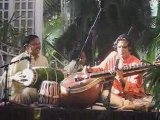 Concert de Raghunath Manet au musée Albert-Kahn