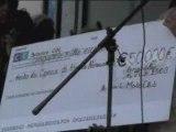 ballade du coeur 2009 : 50.000 € pour les restos du coeur