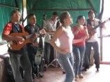 24 Cuba Las Terrazas Musiciens danseuses