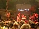 Friendly Fires - Synch Festival