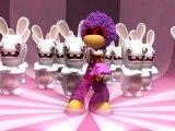 Bunnies Cant 14 Juillet - Lapin Cretin
