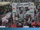 24 heures du Mans - Parade : L'équipe Aston Martin 007