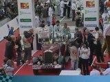 24 heures du Mans - Parade : L'équipe Aston Martin 008