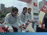 24 heures du Mans - Parade : L'équipe Aston Martin 009