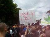 Manif Pour Récup le matos du tekos 1 mai 2009 à Evreux 4