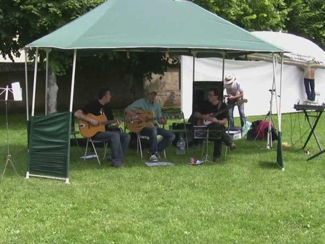 Banlieue Swing Trio Musicavoult 2009