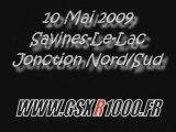 GSXR 1000 forum vers Savines-Le-Lac (jonction nord/sud)
