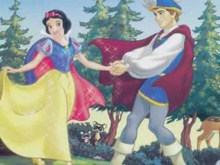 SNOW WHITE SOMEDAY MY PRINCE WILL COME -LAURA MAGORI