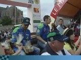 Le Team Pescarolo N°16 : 24 heures du Mans – Parade