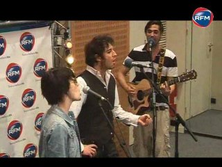"""La troupe de Mozart chante """"l'Assasymphonie"""" sur RFM"""