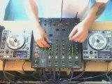 Mini mix DJ Fred (Caen) electro house denon dns 1000 djx 750