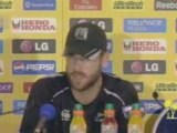 You have to admire the quality of bowling that was on display  -Vettori