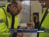 Implantation scierie IBV Nievre centrale au bois