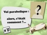 Vol parabolique : les images exclusives