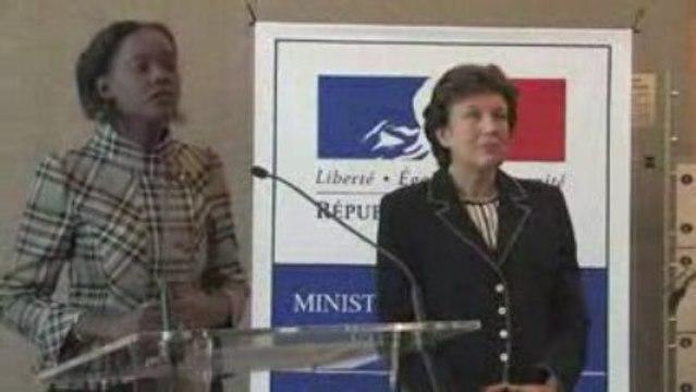 Rama Yade succède à Bernard Laporte