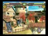 Naruto Ultimate  Ninja 2 - Naruto VS Kiba