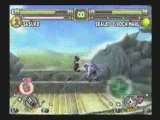 Naruto : Ultimate Ninja 2 - Sasuke VS Orochimaru