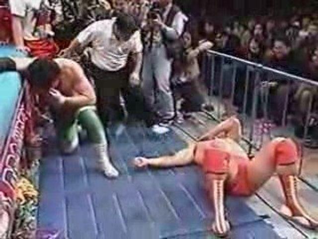 Mitsuharu Misawa vs. Kenta Kobashi, AJPW, 1997, Part 3.