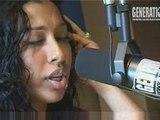 Melanie a Génération FM