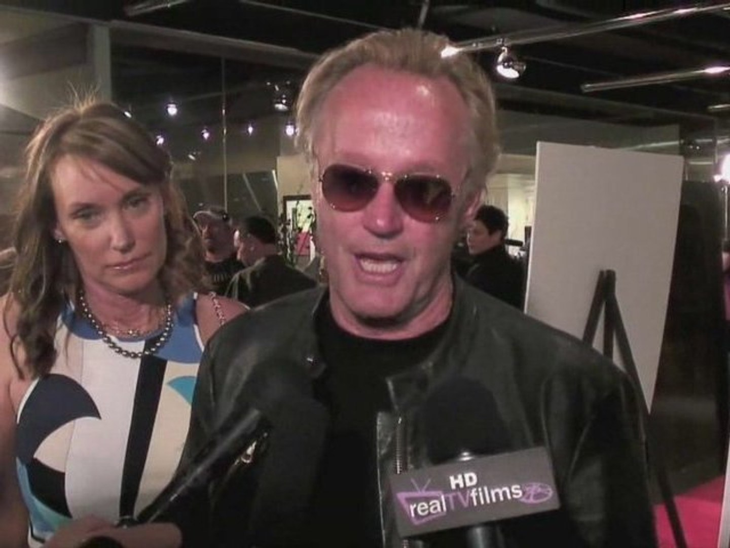 Peter Fonda * Whatever Works Hollywood Premiere
