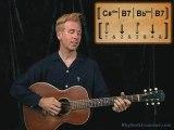 Michelle Beatles Acoustic Rhythm Guitar Lesson