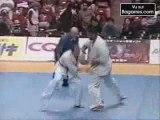combat karate kyokushinkai