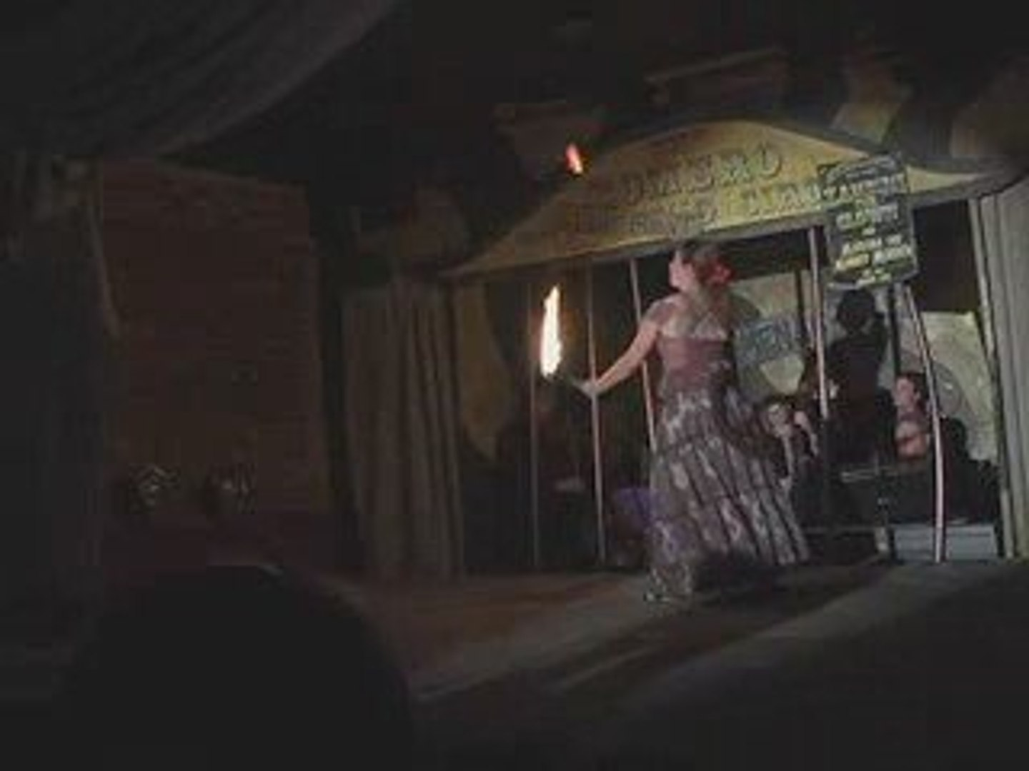 Zombozo, A Silent Movie Play about a Zombie Clown