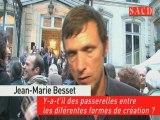 Jean-Marie Besset : métier d'auteur.