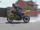 Stunt Manu Acrobatie Toulouse 2009(europ-moto)