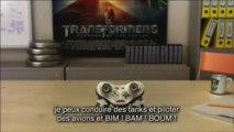 Casting Chad - Transformers 2 : la revanche