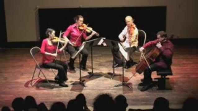 Quatuor de Ravel