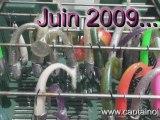 Peche au bar - Les poissons de juin 2009