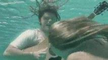 Ash Grunwald & Hannah Fraser mermaid