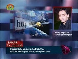 Iran: les nouvelles méthodes de subversion de la CIA-Meyssan
