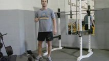 Increase Low Testosterone and hGH With RDL and BW Rows