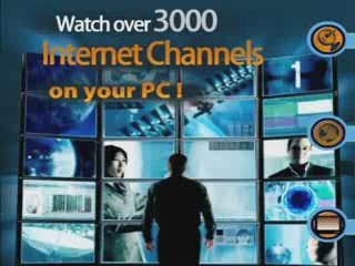 3000 WorldWide Television Programs On Your Computer!