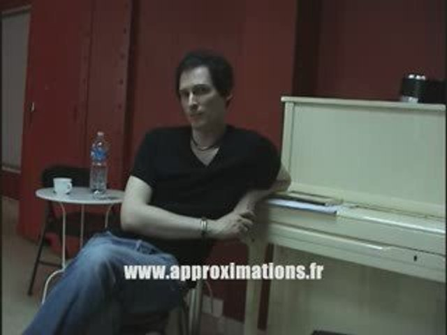 Dorian Gray interview part.2/2 (AMPLi) -2009
