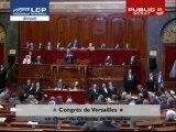 EVENEMENT,Congrès de Versailles : Discours de Nicolas Sarkozy et des groupes politiques